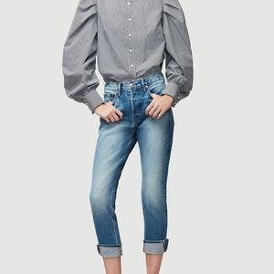 Frame Rigid Re-release Le Original SkinnySlit Jean